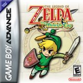 Box shot of The Legend of Zelda: The Minish Cap [No