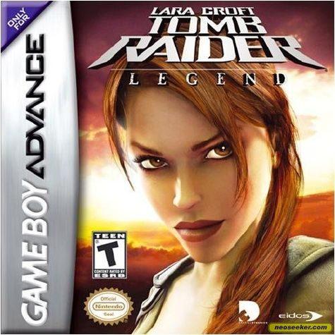 Tomb Raider: Legend - GBA - NTSC-U (North America)