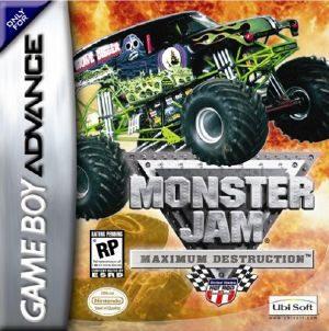 Monster Jam Maximum Destruction - GBA - NTSC-U (North America)