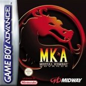 Mortal Kombat Advance PAL (Europe) front boxshot