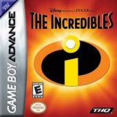The Incredibles NTSC-U (North America) front boxshot