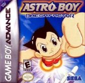 Box shot of Astro Boy: Omega Factor [North America]