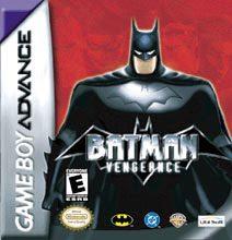 Batman Vengeance - GBA - NTSC-U (North America)