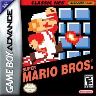 Original mario brothers cheats