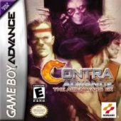 Box shot of Contra Advance: The Alien Wars EX [North America]