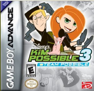Disney's Kim Possible 3: Team Possible - GBA - NTSC-U (North America)