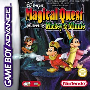Disney's Magical Quest starring Mickey & Minnie GBA