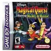 Box shot of Disney's Magical Quest Starring Mickey and Minnie [North America]