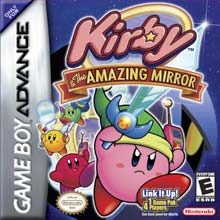 Kirby & The Amazing Mirror - GBA - NTSC-U (North America)