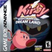 Box shot of Kirby: Nightmare in Dream Land [North America]