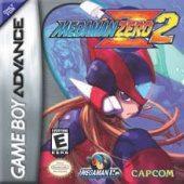 Box shot of Mega Man Zero 2 [North America]