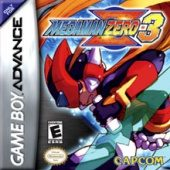 Box shot of Mega Man Zero 3 [North America]