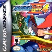 Box shot of Mega Man Zero 4 [North America]