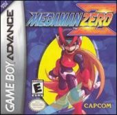 Box shot of Mega Man Zero [North America]