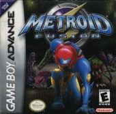 Box shot of Metroid Fusion [North America]