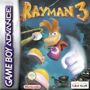 Rayman 3 - GBA - NTSC-U (North America)