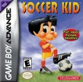 Box shot of Soccer Kid [North America]