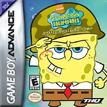 SpongeBob SquarePants: Battle for Bikini Bottom - GBA - NTSC-U (North America)