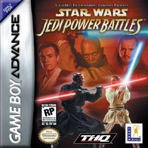 Star Wars: Episode I Jedi Power Battles - GBA - NTSC-U (North America)