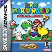Box shot of Super Mario Advance 2: Super Mario World [North America]