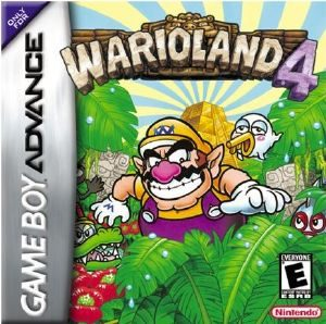 Wario Land 4 - GBA - NTSC-U (North America)