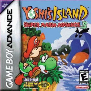 Yoshi's Island: Super Mario Advance 3 - GBA - NTSC-U (North America)