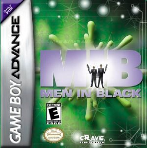 Men in Black : The Series GBA