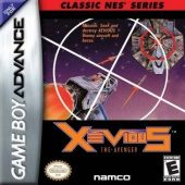 Box shot of Classic NES Series: Xevious [North America]