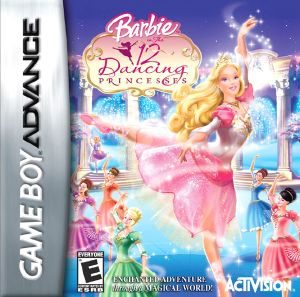 Barbie in The 12 Dancing Princesses - GBA - NTSC-U (North America)