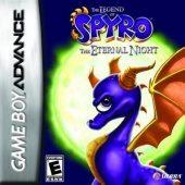Box shot of The Legend Of Spyro: The Eternal Night [North America]