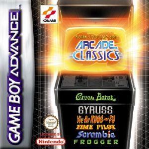 Arcade Advanced - GBA - NTSC-U (North America)