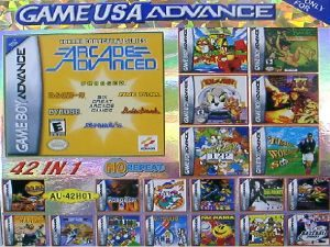 Arcade Advanced - GBA - NTSC-J (Japan)