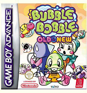 Bubble Bobble: Old & New - GBA - NTSC-U (North America)