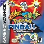 Box shot of Pokémon Pinball: Ruby & Sapphire [North America]