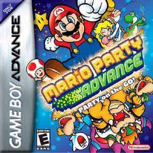 Mario Party Advance - GBA - NTSC-U (North America)