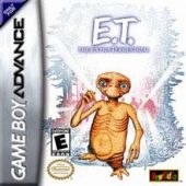 Box shot of ET: The Extra-Terrestrial [North America]