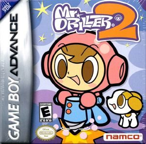 Mr. Driller 2 - GBA - NTSC-U (North America)
