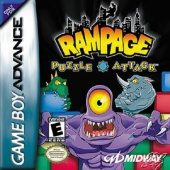 Box shot of Rampage Puzzle Attack [North America]