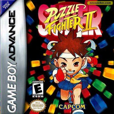 Super Puzzle Fighter 2 GBA
