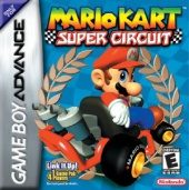 Box shot of Mario Kart: Super Circuit [North America]