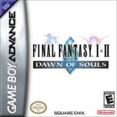 Box shot of Final Fantasy I & II: Dawn of Souls [North America]