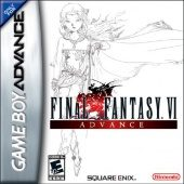 Box shot of Final Fantasy VI Advance [North America]