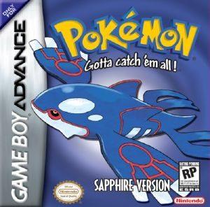 pokemon sapphire gameshark cheats