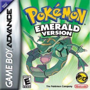 Pokémon Emerald - GBA - NTSC-U (North America)