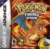 Box shot of Pokémon FireRed [North America]