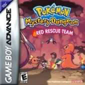 Box shot of Pokémon Mystery Dungeon: Red Rescue Team [North America]
