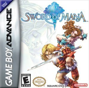 Sword of Mana - GBA - NTSC-U (North America)