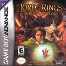 The Lord of the Rings: The Fellowship of the Ring - GBA - NTSC-U (North America)