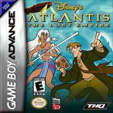 Disney's Atlantis: The Lost Empire - GBA - NTSC-U (North America)