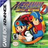 Box shot of Mega Man Battle Network 2 [North America]